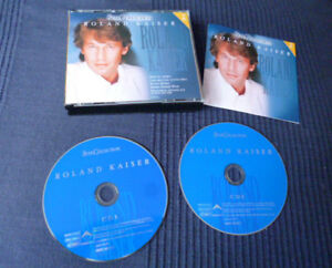 2CD Roland Kaiser Star Collection Best of Greatest Hits Erfolge ARIOLA Amore Mio
