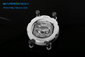 Barrowch AMD Round CPU Water Block White - 395
