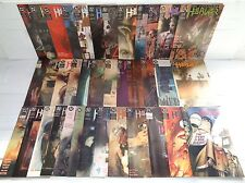 Hellblazer 1-36 + Annual #1 SET! John Constantine! 1988 DC Comics (b#17359)
