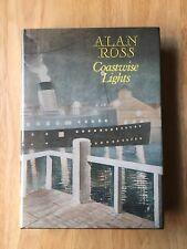 Coastwise Lights - Alan Ross - First Edition 1988 - Hardback Book - 1st