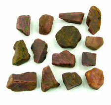 1000.00 Ct Natural Ruby Loose Gemstone Stone Rough Specimen Lot 14 Pcs - 5096