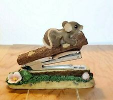 Charming Tails Stapler Office Gifts 93/305 Fitz & Floyd Adorable
