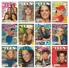 'TEEN 1979 magazine collection - SCANNED - all 12 issues - COMPLETE YEAR