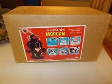 MORGAN The Atomic Robot New Bright 1980's New in sealed Box