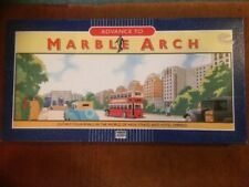 VINTAGE  - ADVANCE TO MARBLE ARCH BOARD GAME. PARKER 1985. COMPLETE