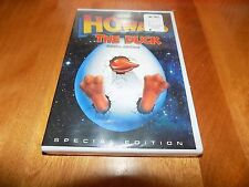HOWARD THE DUCK SPECIAL EDITION WIDESCREEN 1980's Comedy Lea Thompson DVD NEW