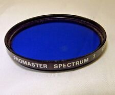 Promaster Spectrum 7 55mm 80A Blue filter made in Japan