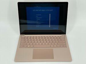 "Microsoft Surface Laptop 4 13"" Gold 2021 3.0GHz i7 16GB 512GB Mint Cond. w/ Dock"