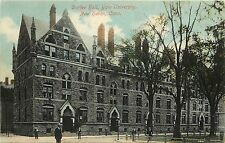 1907-1915 Vintage Postcard; Durfee Hall, Yale University, New Haven Ct, Posted