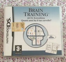 Gioco Nintendo Ds Brain Training