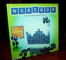 Wordrop - The Two Sided Word Game - Drop In and Win!