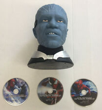 THE AMAZING SPIDER-MAN 2 ELECTRO COLLECTOR'S EDITION (BLUE-RAY/3D/DVD) BUST