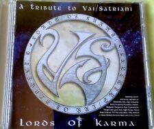 Lords Of Karma - A Tribute to Vai/Satriani, CD Neil Zaza, Jake E Lee etc.