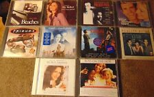 Lot of 10 Assorted Pop / Motion Picture Soundtrack CDs - Bruce Springsteen +