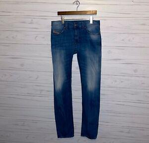 Diesel jeans size 30x32 skinny slim thavar