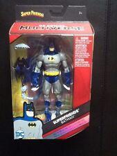 """Dc Multiverse SUPER FRIENDS BATMAN Justice League ACTION FIGURE 6"""" NIB"""