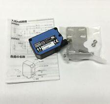 Optex FA BGS-D10CN Photoelectric Sensor, Digital Background Suppression 50-100mm
