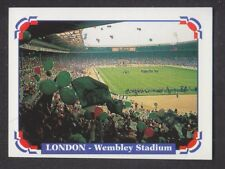 Panini - Euro Europa 96 - # 20 Wembley Stadium - London