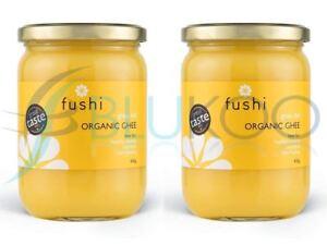 Fushi Grass Fed Organic Ghee - 420g (Pack of 2)