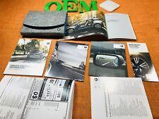 2015 2016 2014 BMW i3 OWNERS MANUAL SET RANGE EXTENDER TERA GIGA WORLD (NEW MRSP