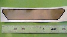 Montesa NOS 21M 247 Cota 250 Trials Black & Gold Decal p/n 2120.450     1 count