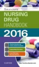 Saunders Nursing Drug Handbook 2016, 1e, Hodgson RN  OCN, Barbara B., Kizior BS