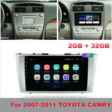 """9"""" Android 9.1 2GB + 32GB Car Stereo Radio GPS WIFI For 2007-2011 TOYOTA CAMRY"""