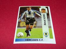 MANUEL ALFARO HERCULES CF PANINI LIGA 96-97 ESPANA 1996-1997 FOOTBALL