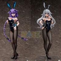 Hyperdimension Neptunia Freeing Purple Black Heart Bunny Ver. 1/4 Figure Juguete