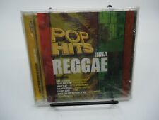 Pop Hits Inna Reggae Vol. 1 CD, 2000, Jet Star CD NEW