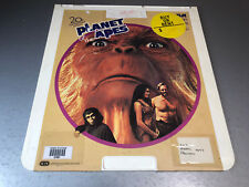 Planet of the Apes (1967) CED VideoDisc 20th Century Fox Presents, RCA Select