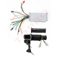 48V 1800W Brushless Motor Speed Controller Throttle Electric Tricycle eBike ATV