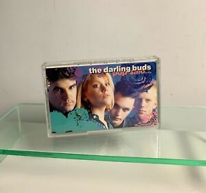 The Darling Buds - Pop Said - Cassette Tape Album  Play Tested Epic Records