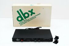 dbx 3BX lll 3BX 3 band Dynamic Range Expander From Japan[Excellent+++++]