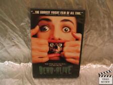 Dead Alive DVD Timothy Balme Diana Penalver; Peter Jackson