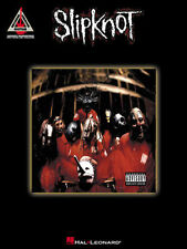 Slipknot Guitar Recorded Versions Tab Book NEW!