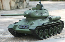 Heng Long 3909-1 1/16 2.4G T-34 Remote Control Tank Christmas Toy Gift