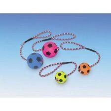 Nobby Hundespielzeug Moosgummi Fußball mit Seil 6 3 Cm Verscheidende