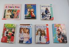 Lot of 7 Young Adult Paperback Books Mary Kate & Ashley Olsen Takes Two  DD6P13