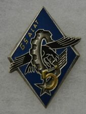 ORIGINAL Vintage FRENCH DISTINCTIVE INSIGNIA BADGE