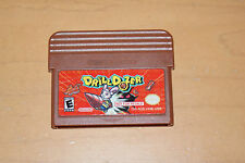 Drill Dozer Gameboy Game Boy Advance GBA NFR Not For Resale Kiosk Demo