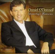 DANIEL O'DONNELL - YESTERDAY'S MEMORIES - NEW CD!!