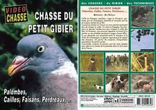 Chasse du petit gibier : Palombes, Cailles, Faisans, Perdreaux…  - Chasse du ...