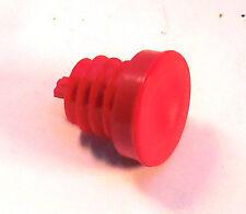 1996 Honda Civic Power Steering Pump Bottle Reservoir Fluid Cap Cover Tank Red