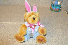 Hershey's Chocolate Kisses Easter Plush Stuffed  Bunny Rabbit Bear Toy
