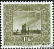 Liechtenstein 301 neuf avec gomme originale 1951 Travaux holländischer Maître