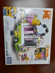 Mega Bloks Despicable Me Minions Ice Scream Truck