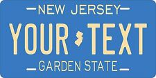 New Jersey 1979 Tag License Plate Personalized Auto Car Custom VEHICLE OR MOPED