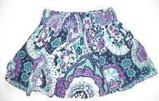 Est 1989 Place Women's Teen Junior Girls  Short Skirt Size 8   Shell100%Cotton