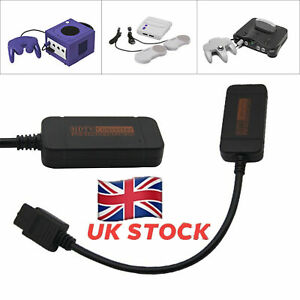 HDMI Adapter Converter HD Cable for N64/SNES/NGC/SFC Gamecube Console UK